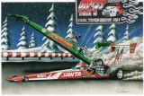 X-Mas Cards Race Cars  X - 241