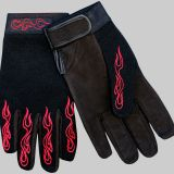 Mechanic Gloves MG-Flamen rot