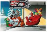 X-Mas Cards Santa Claus  X - 128