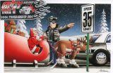 X-Mas Cards Santa Claus  X - 469