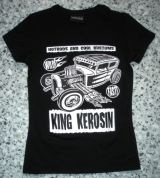 King Kerosin Kids T-Shirt - EHK / Hotrods and Cool Kustoms