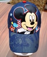 Kid`s Trucker Cap-Disney M.Mouse blue