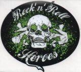 Sticker - Rock`n`Roll Heroes
