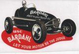 Vintage Race Sticker - Bardahl Sprint Car