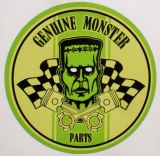 Race Sticker - Genuine Monster Parts