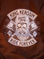 Vintage Canvas Jacke - Lumberjack / Ride Forever - braun