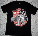 King Kerosin Regular T-Shirt / Speed & Style
