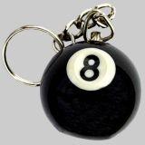 Schlüsselanhänger Billiardkugel PB-08