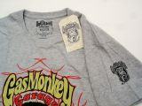 Gas Monkey Garage T-Shirt - Pinstripe grau