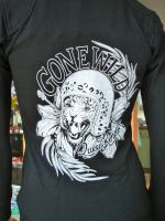 Zip-Sweater von Queen Kerosin - Gone Wild
