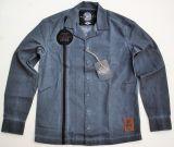 Dragstrip-Shirt *Lake Devils Head* Limited Edition von King Kerosin - schwarz