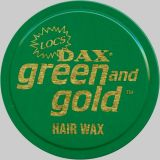 Pomade - Dax - green and gold