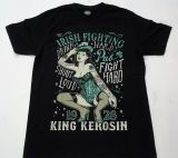 King Kerosin Regular T-Shirt / Irish Fighting