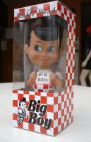 Wobbler - Big Boy / Bobble Head