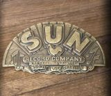 Rumble 59 Buckle - Sun Records / Special Edition