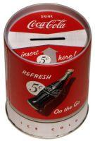 Blech Spardose - Coca Cola Automat
