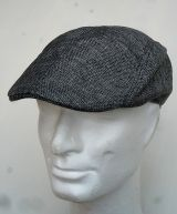 Flat Cap Summer - Grey