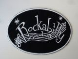 Patch - Rockabilly Notenschlüssel