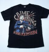 King Kerosin Regular T-Shirt / Chrime is King