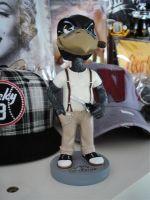 Wackelkopf Figur - Schmiere / Rumble59 - Bob the Earcutter