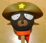 Antennenball-Ranger Bär
