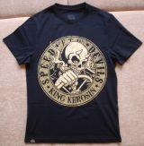 King Kerosin Regular T-Shirt / Speed Devils - black