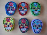 Patch - Tattoo Skull color