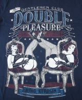 Vintage T-Shirt - Double Pleasure / schwarz
