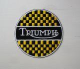 Patch - Triumph / Rund