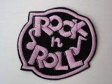 Patch - Rock n Roll / rosa