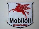 Patch  - Mobil Oil Pegasus