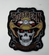 Rücken Patch - Southern Skull