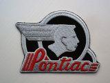 Patch - Pontiac Vintage Kopf