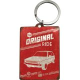 Schlüsselanhänger - VW Golf / The Original Ride