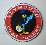Patch - Plymouth Road Runner / rund
