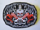 Patch - Speed Freak Skull