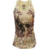 Longtop von Queen Kerosin - Rebel Lady / Cream