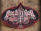 Patch - Rock`n`Roll Until i Die