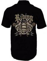 Worker Shirt von King Kerosin - Riding