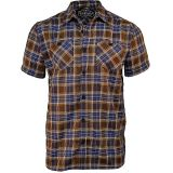 Karo Shirt von King Kerosin Limited Edition - Flathead / brown Karo