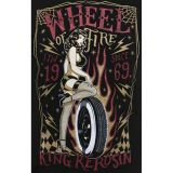 King Kerosin Regular T-Shirt / Wheel of Fire