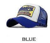 Vintage Trucker Cap - Western / New York Vintage - blau
