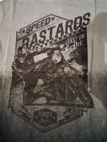 King Kerosin Regular T-Shirt / Speed Bastards - Dark Grey