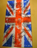 Vintage Tunnel - Union Jack