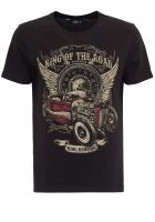 King Kerosin Regular T-Shirt / King of the Road