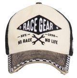 Vintage Trucker Cap - King Kerosin - Race Gear / No Race  No Life