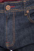 Jeans von King Kerosin - Robin 12 oz Red Selvedge / Resin Wash