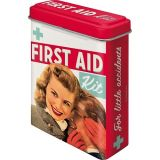 Pflaster Blechbox - First Aid Kit