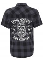 Checkered Shirt - Ride Forever