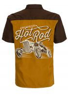 Worker Shirt Limited Edition von King Kerosin - Hot Rod